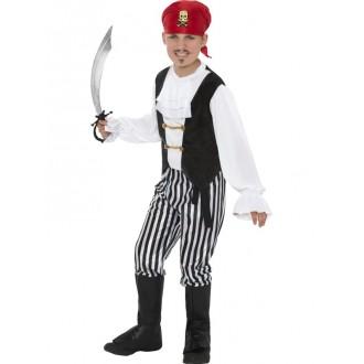 Kostýmy - Dětský kostým piráta