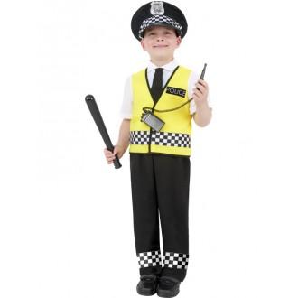 Kostýmy - Kostým anglického policisty