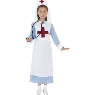 Kostýmy - Dětský kostým sestřička