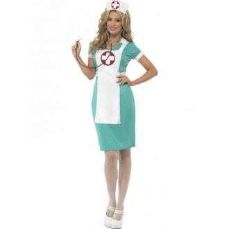 Kostýmy - Kostým zdravotní sestřička pro dospělé