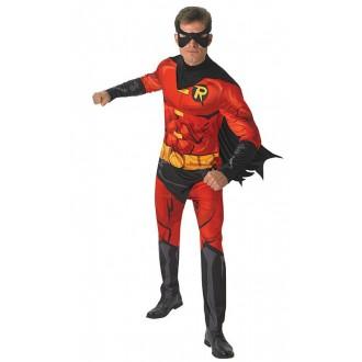 Kostýmy - Comic Book Robin kostým pro dospělé