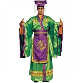 Kostýmy - Mandarine - kostým