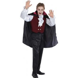 Kostýmy - Vampire boy - kostým