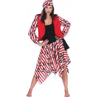 Kostýmy - Pirate Lady - kostým