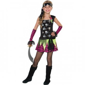 Kostýmy - Punky Pirate - kostým