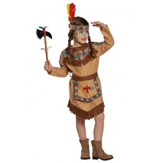 Kostýmy - Indiánka Nawiko - kostým