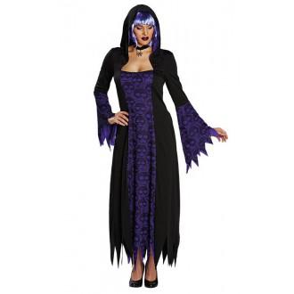 Kostýmy - Totenkopf Gewand - dámský kostým