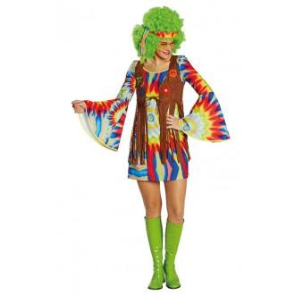 Kostýmy - Hippie Lady - kostým