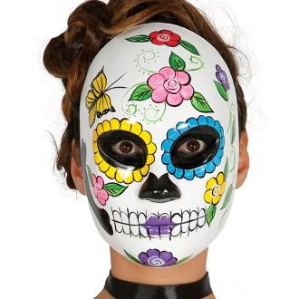 """Masky - Maska """"Den mrtvých"""" IV"""