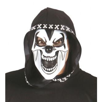 Halloween - Maska klauna - terror