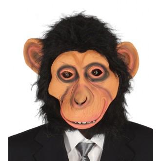 Masky - Maska opice s ochlupením