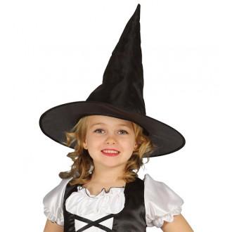 Čarodějnice - Čarodějnický klobouk dětský
