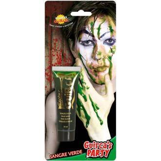 Doplňky - Krev v tubě zelená