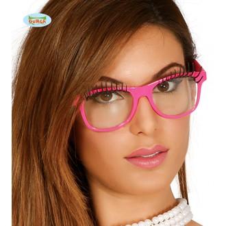 Brýle - Brýle s řasami