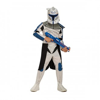 Kostýmy - Star Wars - Blue Clonetrooper