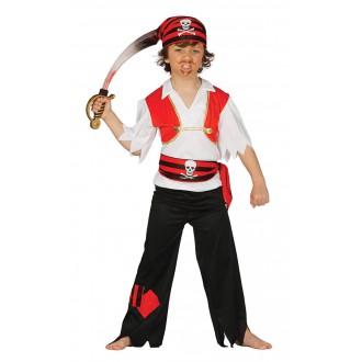 Kostýmy - Pirát Joe - kostým