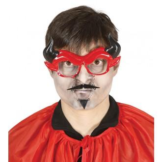 Brýle - Brýle lucifer s vousy