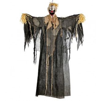 Halloween - Závěsné strašidlo - klaun