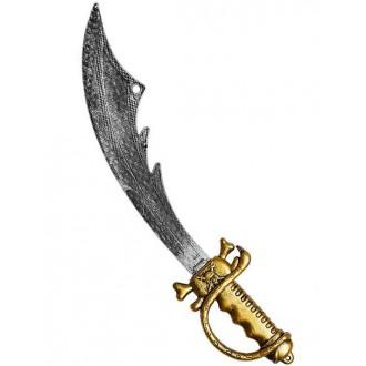 Doplňky - Pirátská šavle 50 cm