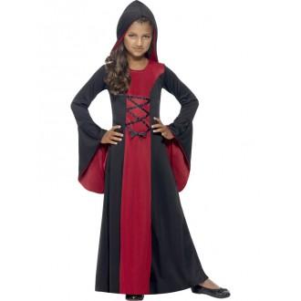 Halloween, horor - Dětský kostým Vampírky