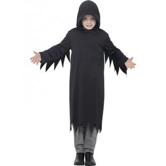 Halloween - Dětský kostým smrťáka