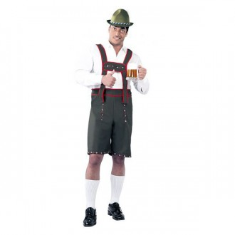 Kostýmy - Tyrolák