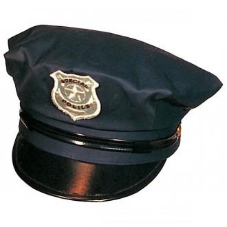 Klobouky, čepice - Policejní čepice dětská