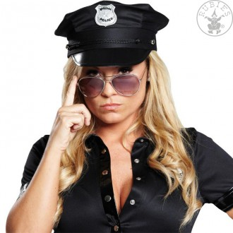 Klobouky, čepice - Police Cap