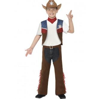 Kostýmy - Kostým texaského kovboje