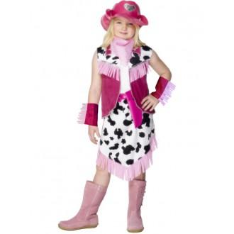 Kostýmy - Kostým rodeo dívky