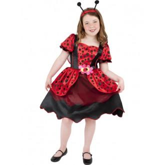 Kostýmy - Kostým Malá beruška