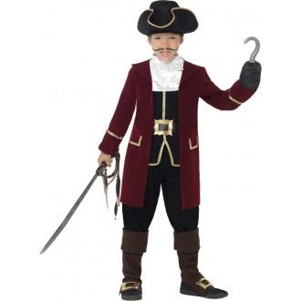 Kostýmy - Dětský kostým pirát deluxe