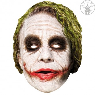 Masky - Maska Joker Card