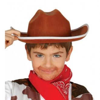 Klobouky, čepice - Dětský kovbojský klobouk
