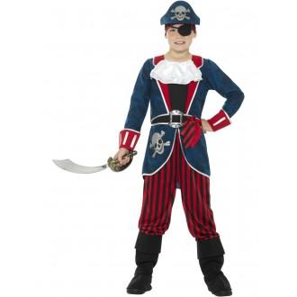 Kostýmy - Kostým kapitán pirátů