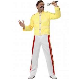 Kostýmy - Kostým Freddie Mercury