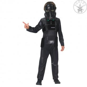 Kostýmy - Death Trooper Deluxe dětský kostým