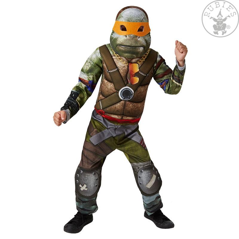 Želvy ninja hybrid kostým - LD 7 - 8 roků