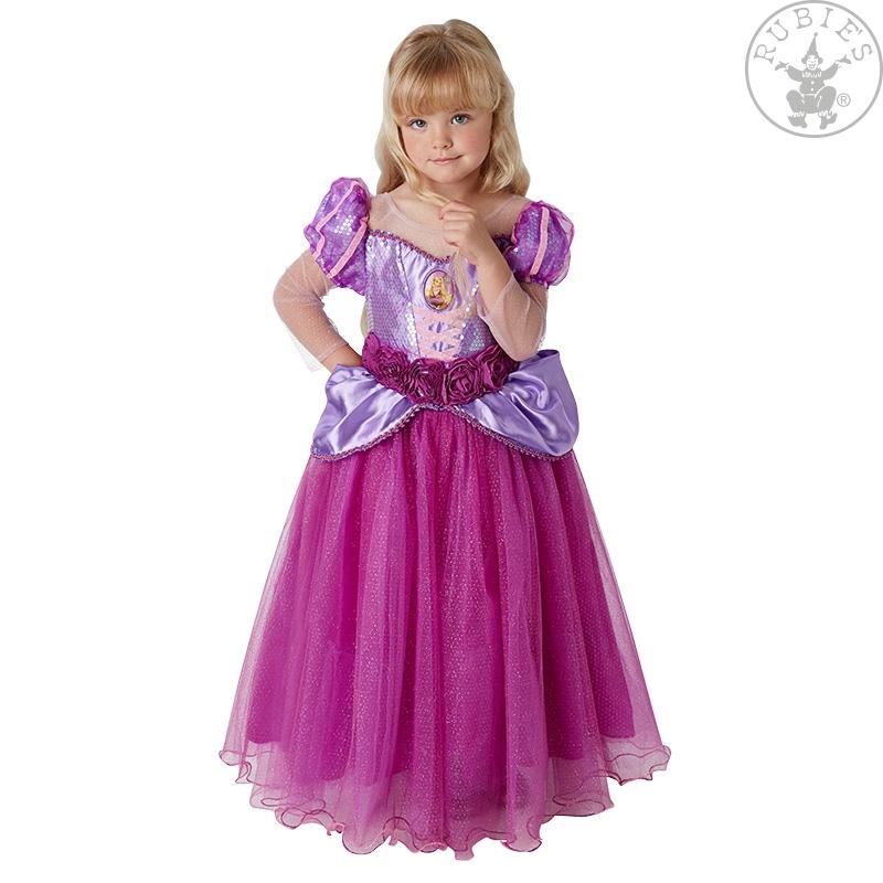 Rapunzel Premium - dětský luxusní kostým - LD 7 - 8 roků