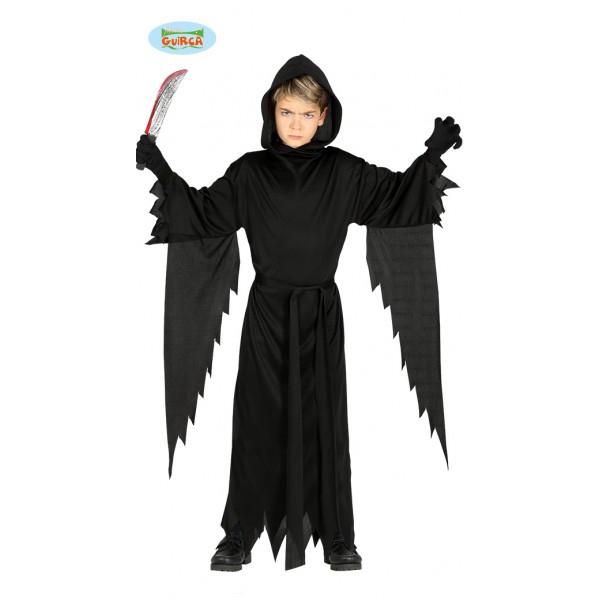 Dětský kostým ducha - 10 - 12 roků