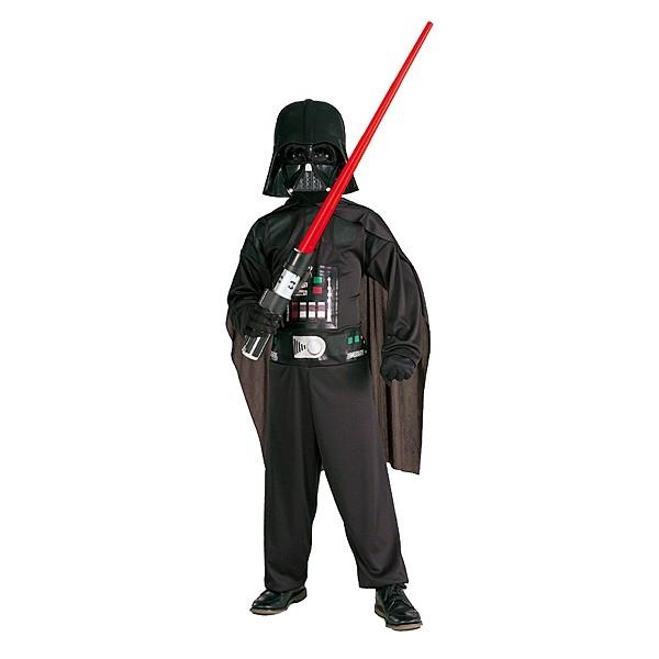 Darth Vader dětský kostým - Star Wars - L 8 - 10 roků