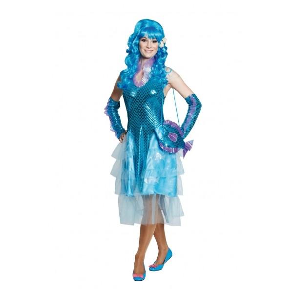 Mořská víla - kostým