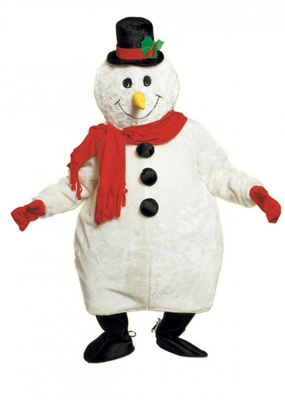 Sněhulák - kostým