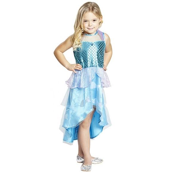 Mořská panna - kostým na karneval - 116