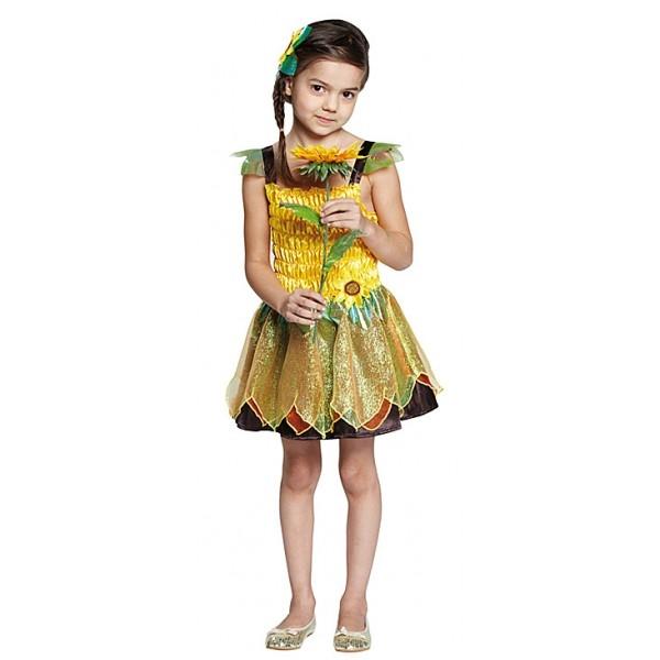 Kostým slunečnice - Svět masek.cz 50ccbc8ca5