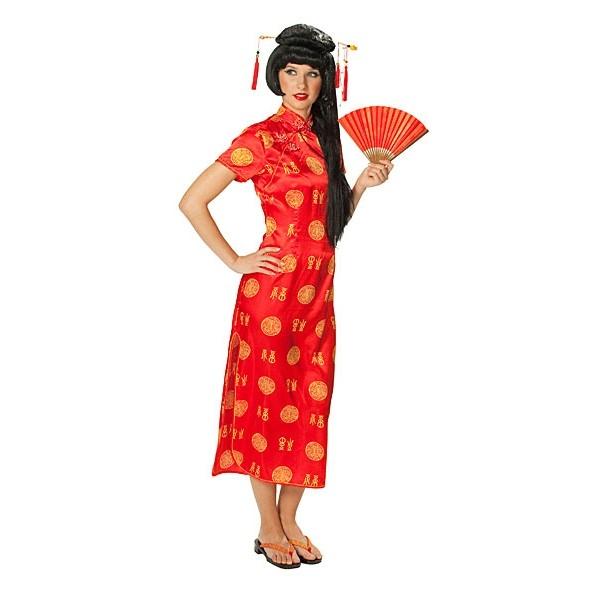 Čínská dívka - kostým - 36