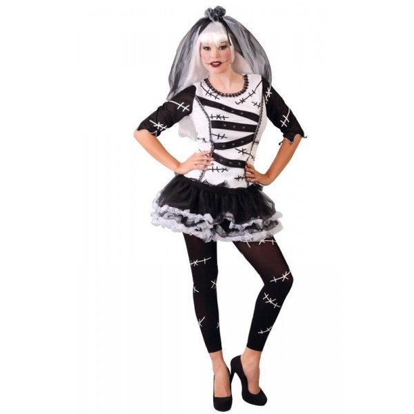 Halloweenská nevěsta