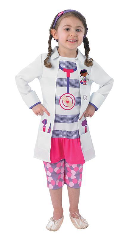 Doc Mc Stuffin - Doktorka Plyšáková - ID 1,5 - 2 roky