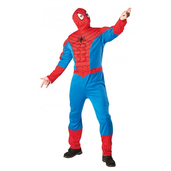 Kostým Spiderman Muscle Chest - licence - STD 48 - 54