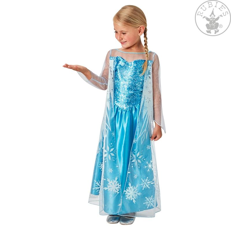 Elsa Classic (Frozen) Child - kostým - LD 7 - 8 roků